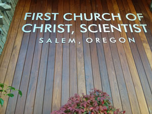 First Church of Christ, Scientist, Salem, Oregon